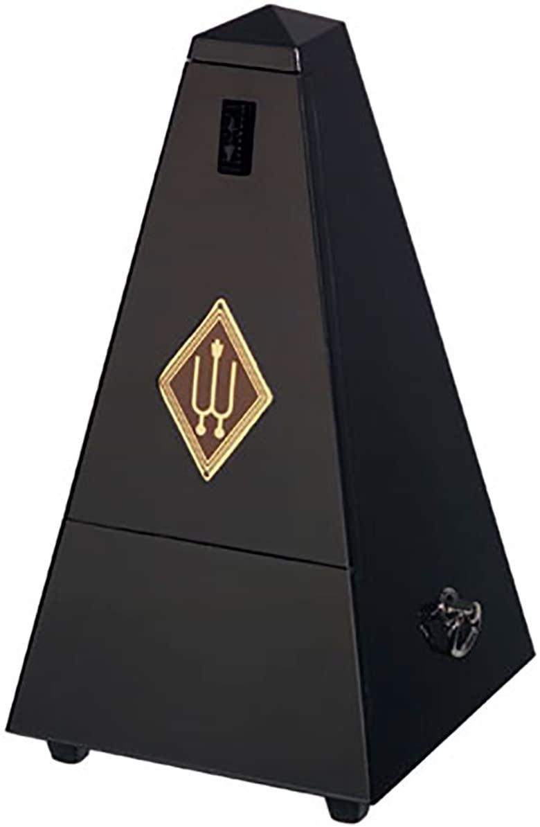 ウィットナー 木製メトロノーム ブラック 816