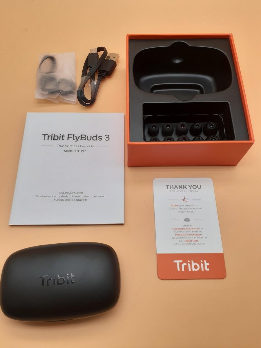 Tribit Flybuds 3