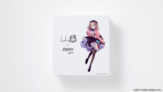 Zeeny Lights × 鈴原るる