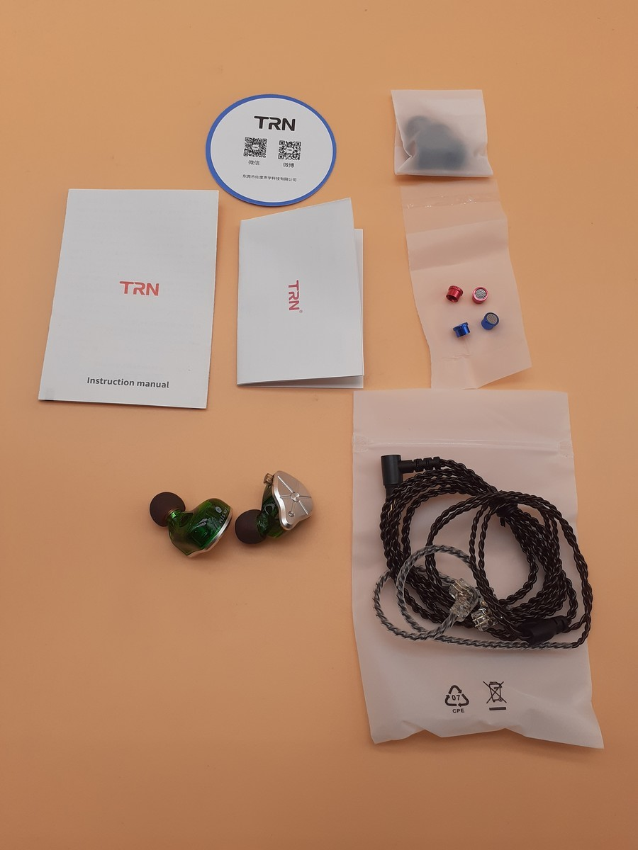 TRN STM