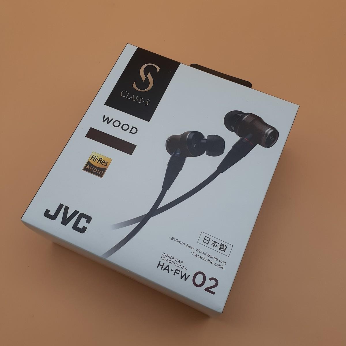 JVC HA-FW02
