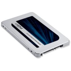 [Micron製] 内蔵SSD 2.5インチ MX500 1TB (3D TLC NAND/SATA 6Gbps/5年保証) 国内正規品 7mm/9.5mmアダプタ付属 CT1000MX500SSD1/JP 4988755-041249
