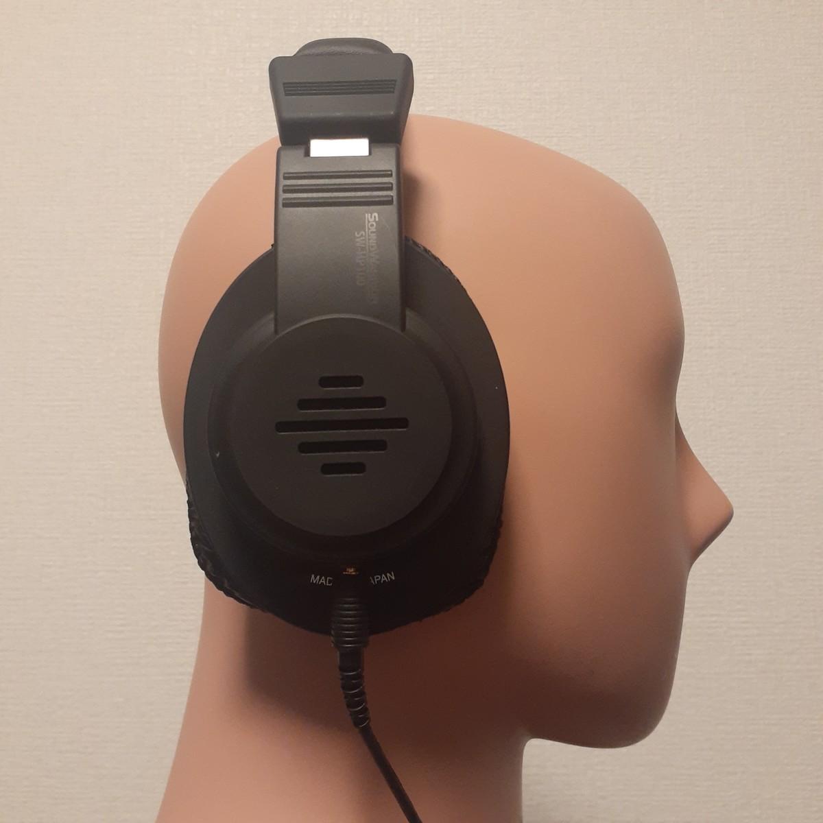 城下工業 Sound Warrior SW-HP100