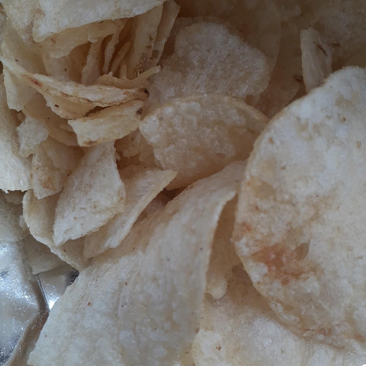芋備えプレミアムポテトチップス シーソルト