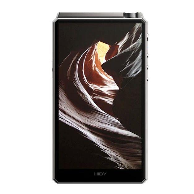 HiBy R6 2020 New Version Full Balanced Andriod 9.0 MQA MP3 Player