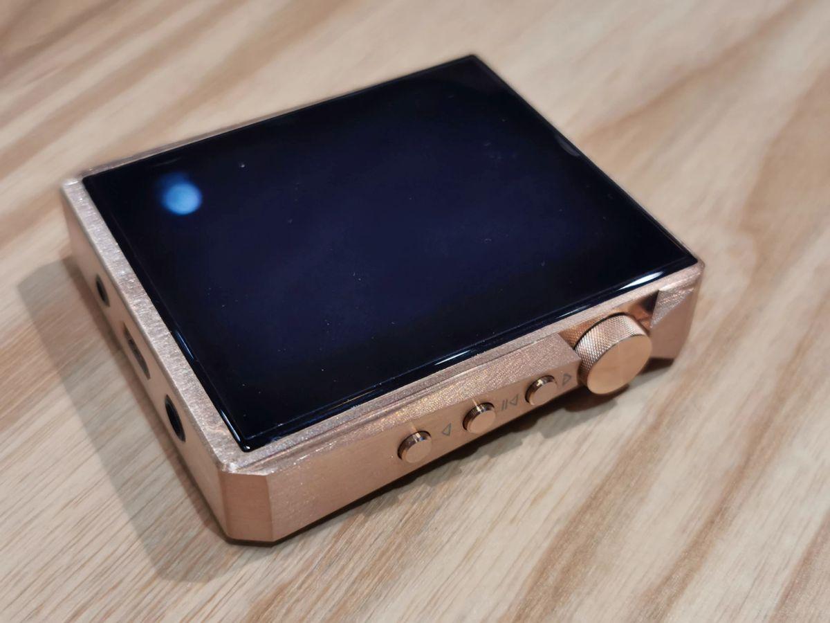Hidizs AP80 Pro Limited Rose Gold Edition