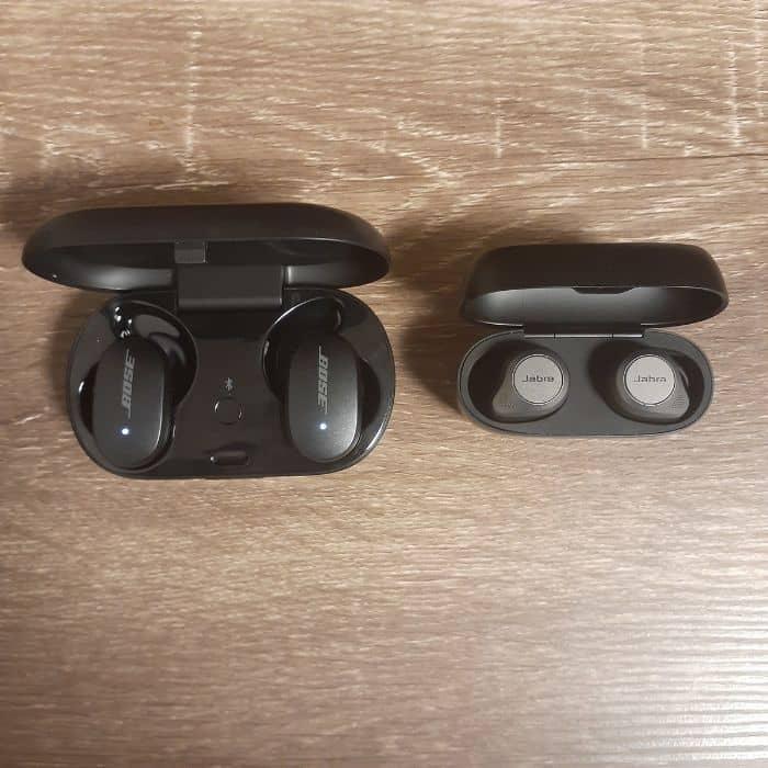 Jabra Elite 85t vs BOSE QuietComfort Earbuds