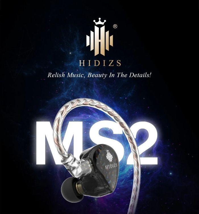 Hidizs Mermaid MS2