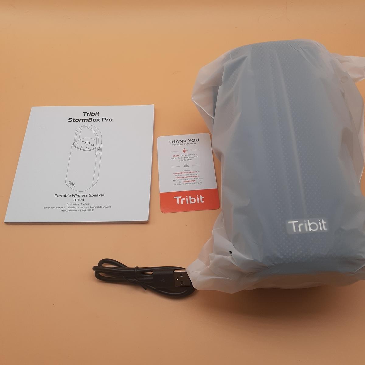 Tribit StormBox Pro