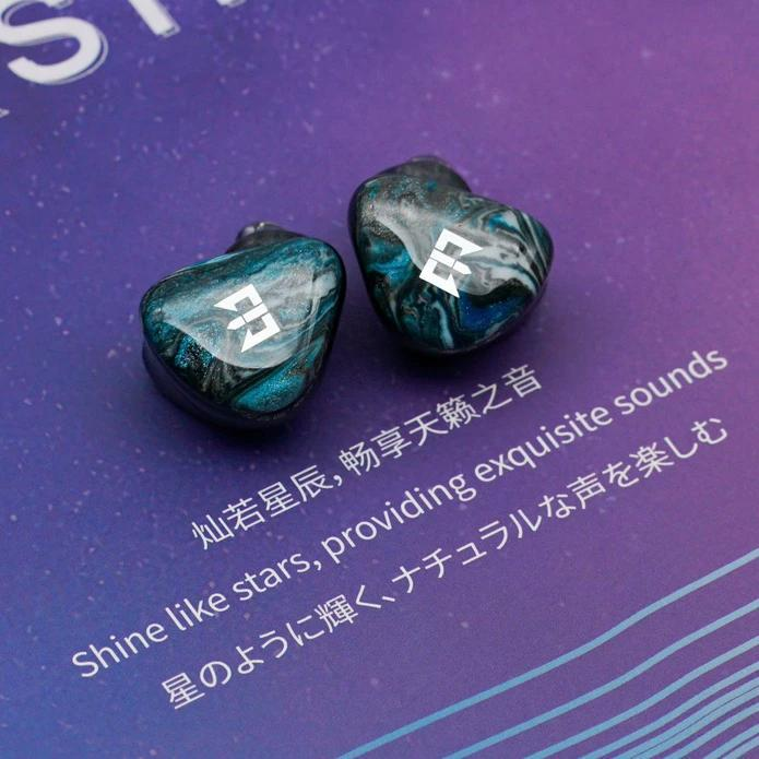 【HiFiGOニュース】2BA+2ESTの最新IEM TRI Starshineが予約受付開始