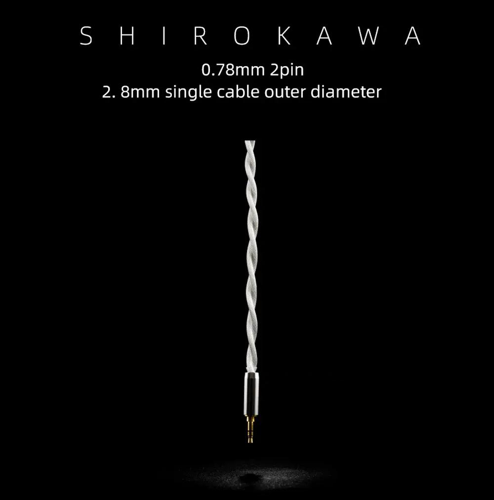Moondrop Shirokawa