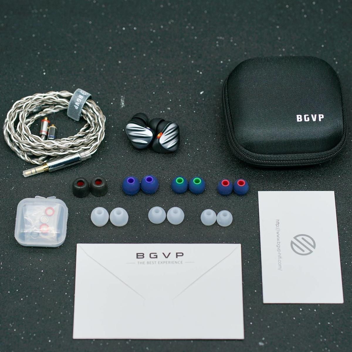 BGVP NS9