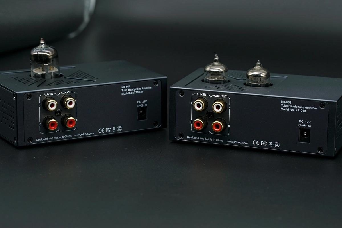 xDuoo MT-601,602