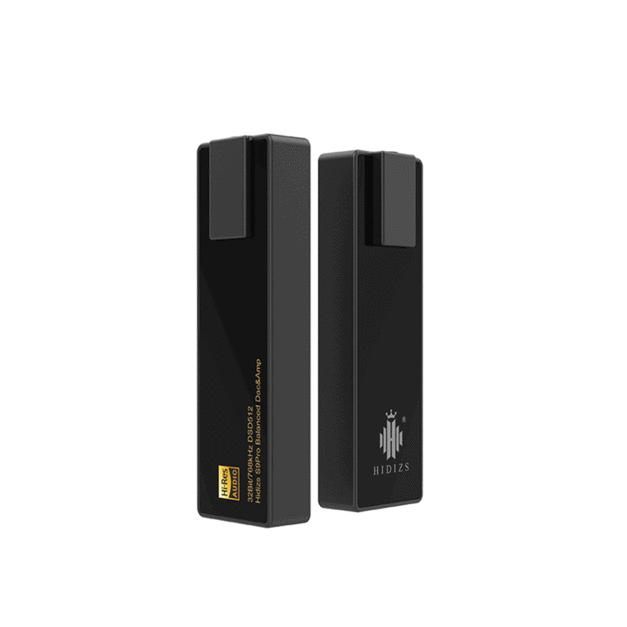 Hidizs S9 PRO Balanced & Single-Ended Portable Heapphone DAC & AMP