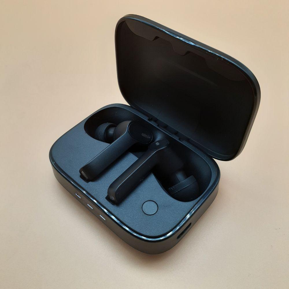 【完全ワイヤレスイヤホン JPRiDE Premium TWS-520 MK2 アウトラインレビュー】低域重視のドンシャリサウンド。ダイナミックで重厚な音楽が楽しめる。通信品質は良い