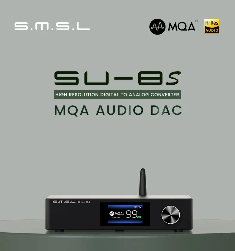 S.M.S.L SU-8s