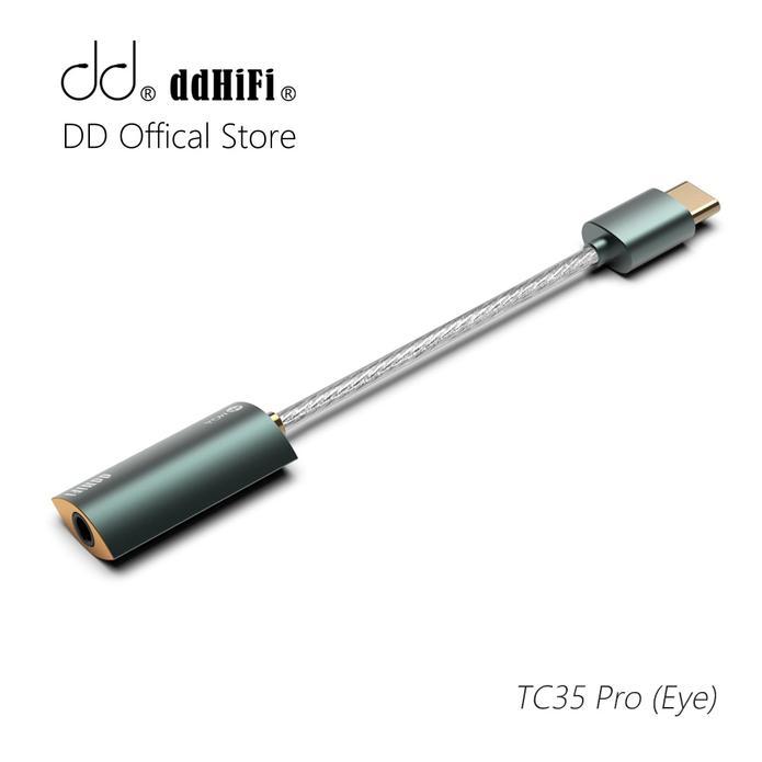 DD HiFi TC35 Pro Eye