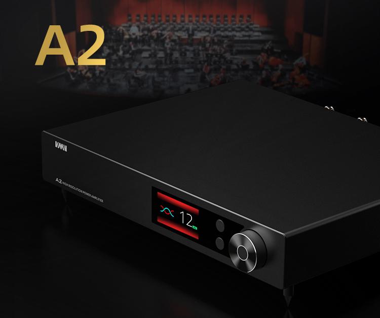 【HiFiGOニュース】ハイレゾリューション・パワーアンプ「S.M.S.L VMV A2」販売開始