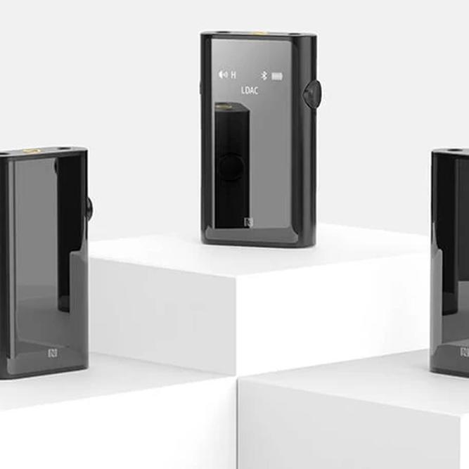 【HiFIiGOニュース】Bluetooth V5.0 Portable DAC/Amp「Shanling UP5」発売