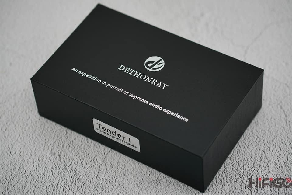 Dethonray Tender 1
