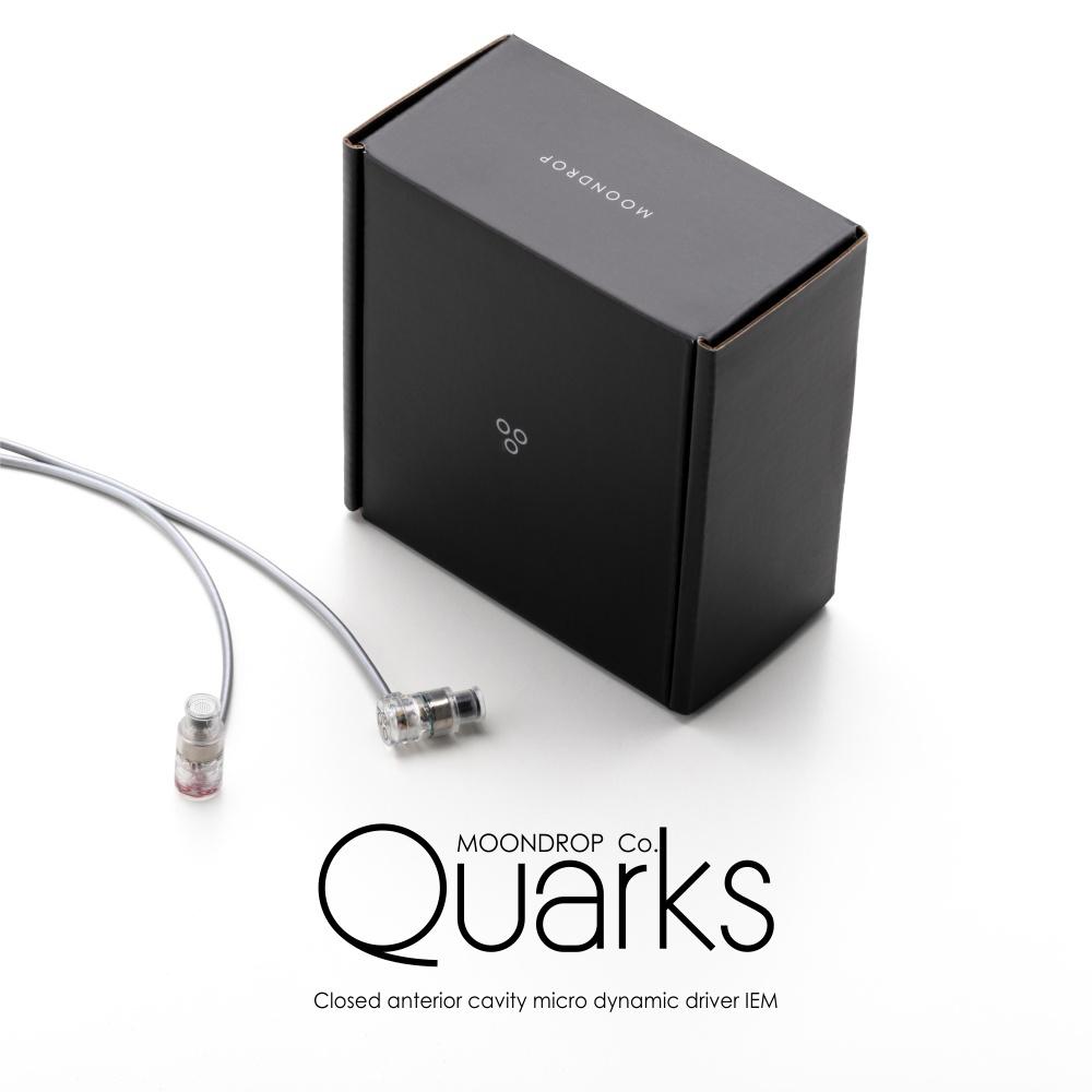 Moondrop Quarks
