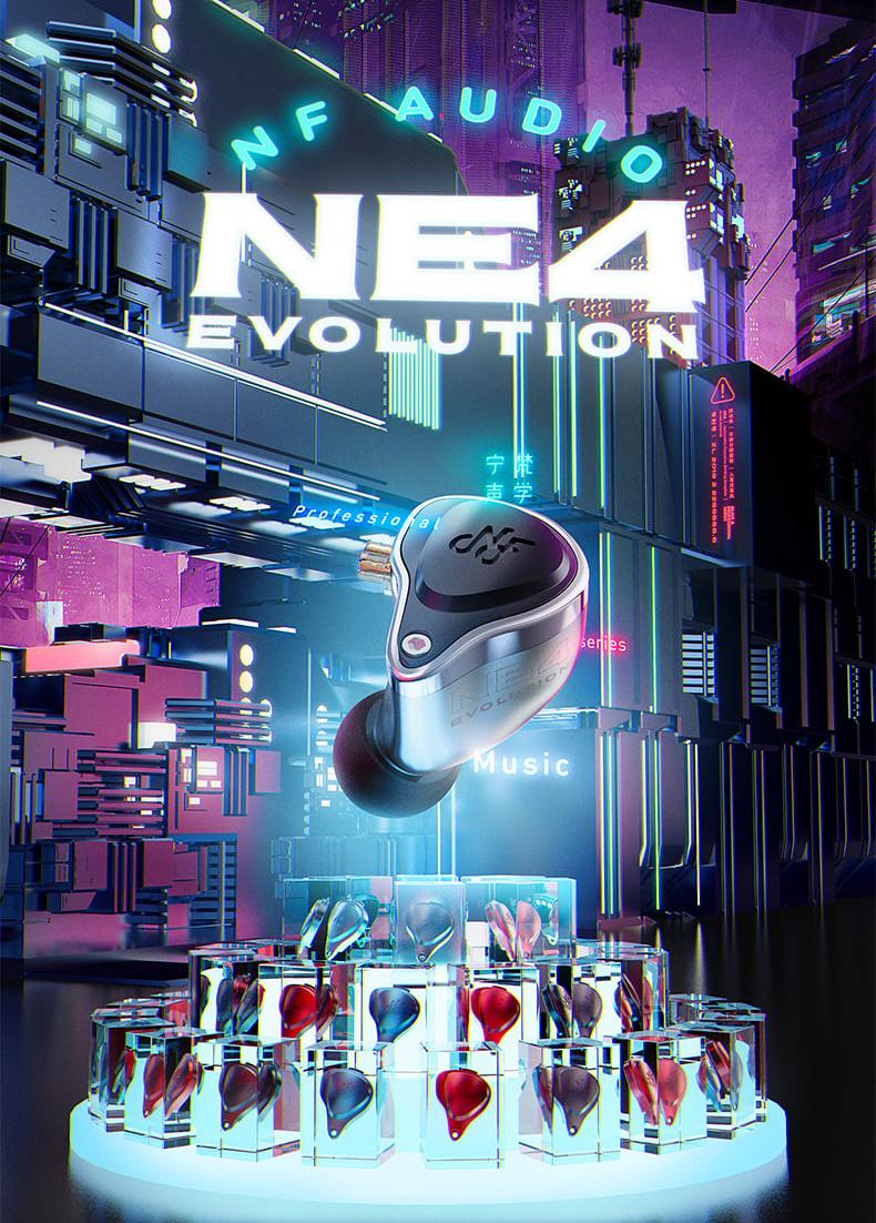 NF Audio NE4 Evolution