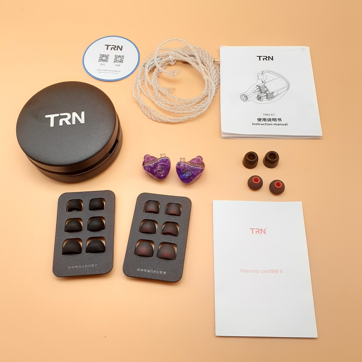 TRN X7