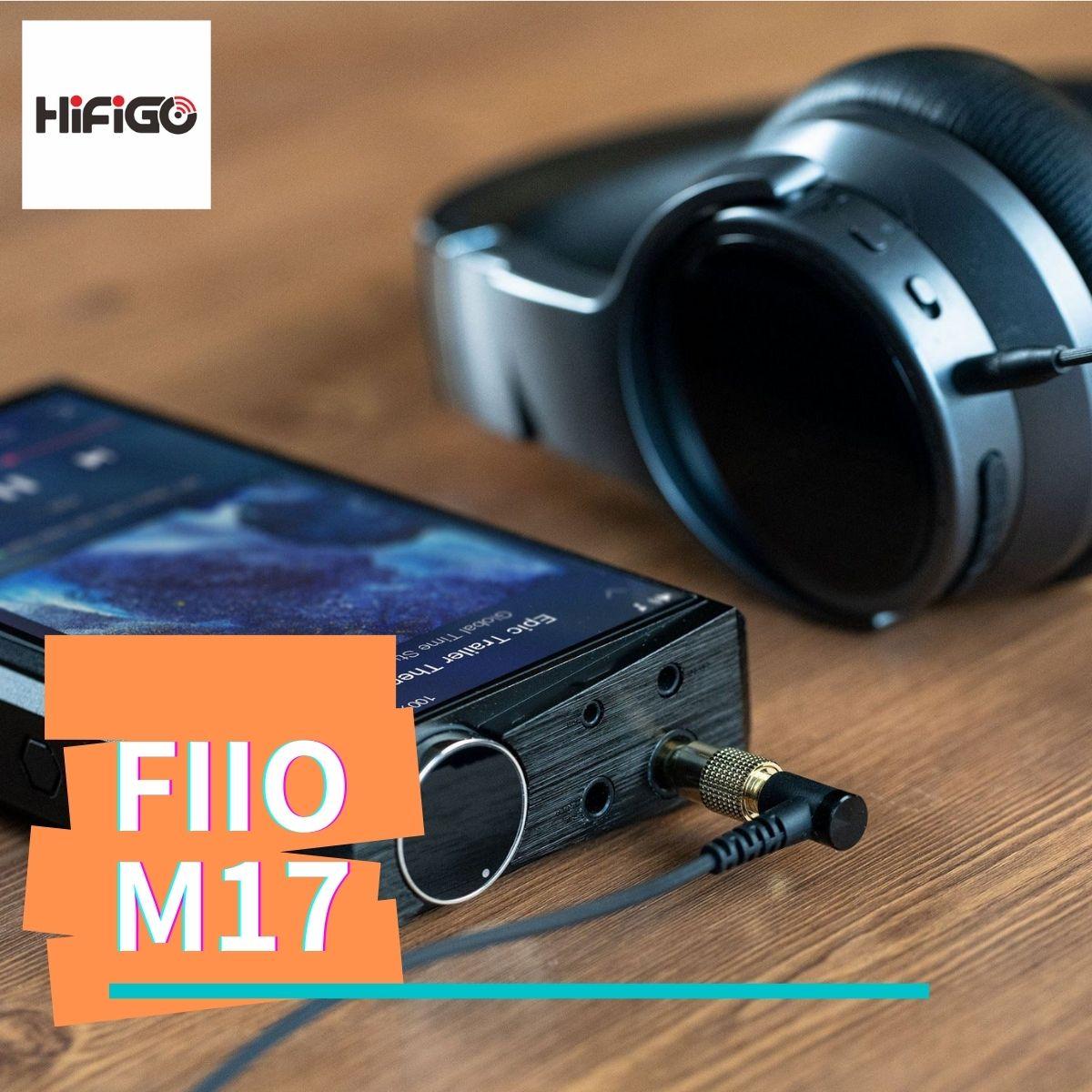 【HiFiGOニュース】FiiO M17:全能のフラッグシップ・ミュージック・プレーヤーまもなく降臨