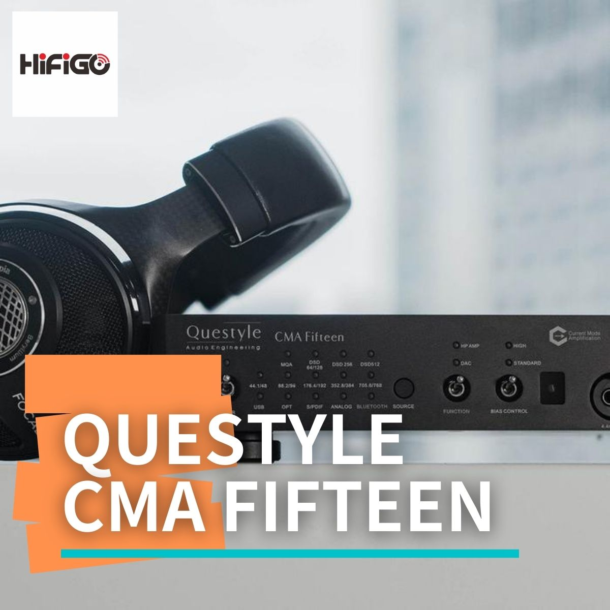 Questyle CMA Fifteen