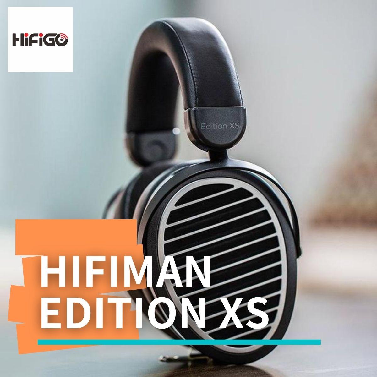 【HiFiGOニュース】HiFiMAN Edition XS:ネオ・ウルトラ薄膜振動板を搭載した最新平面磁気駆動型ヘッドホン