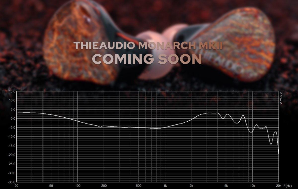 【ニュース】王の帰還。オーディオマニアたちを唸らせた最高峰のサウンドが再び。「ThieAudio Monarch MkII」 Coming Soon...