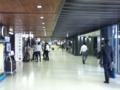 竹橋駅、コインロッカー無く、残念。昼休み中