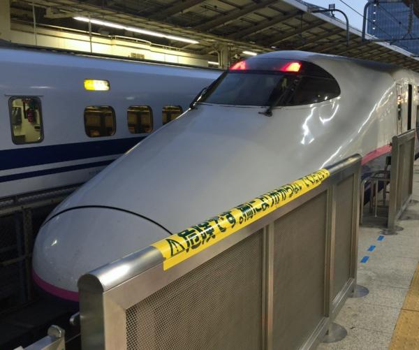 やまびこ・なすの・つばさなどが見られる東北新幹線