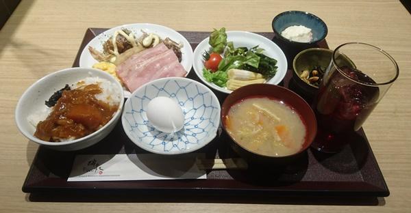 ホテルサンルート梅田ホテルバイキング