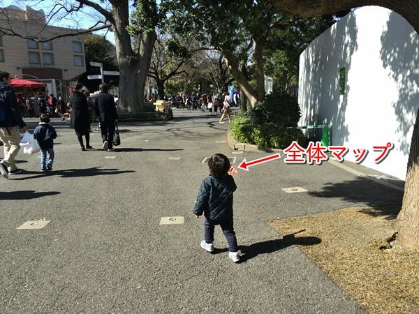 上野動物園入場