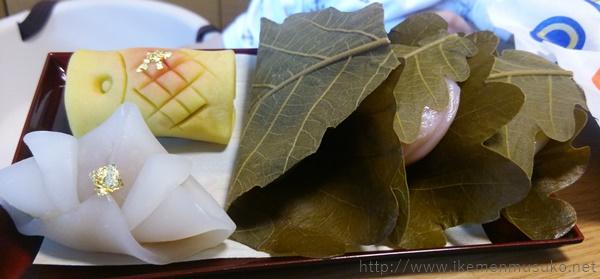 一幸庵(いっこうあん)の和菓子
