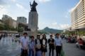 韓国 ソウル広場
