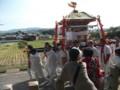 20131012みこし(高向神社)