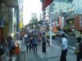 国際通りの中心(三越向かい)