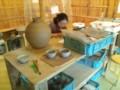 壷屋焼き工房「育陶園