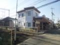 20141115 富田林西口駅、向かいの本屋さんはなく、塾の建物があった。