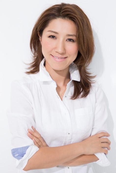 メイクアップアーティスト長井かおりさん
