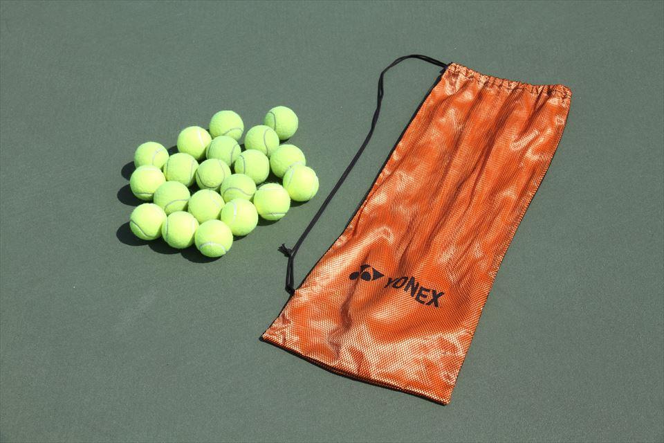 テニスボール20球程で代用もOK