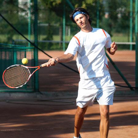 スマートテニスセンサーを活用したフォアのパッシング上達方法
