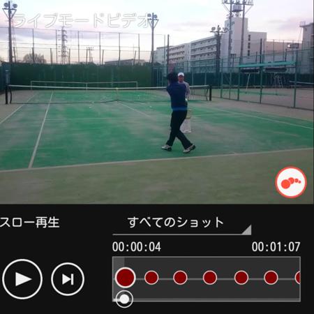 スマートテニスセンサーでわかる!球出し練習とラリーではこんなにデータが違う!