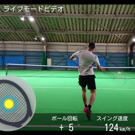 スマートテニスセンサー アプリバージョンUPの詳細公開! ビデオ機能がさらに便利に!