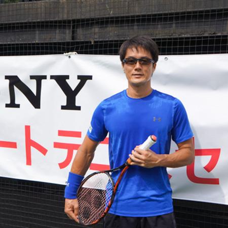 スマートテニスセンサーのデータでプロのドリルに挑戦!松井俊英選手による「ネットプレー特訓『突き上げ』ドリル」