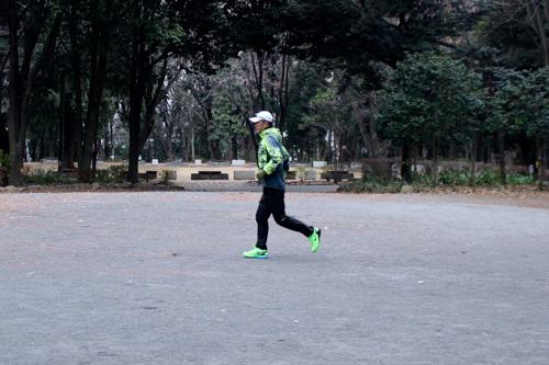 走ることで脚が細くなる理想のフォーム