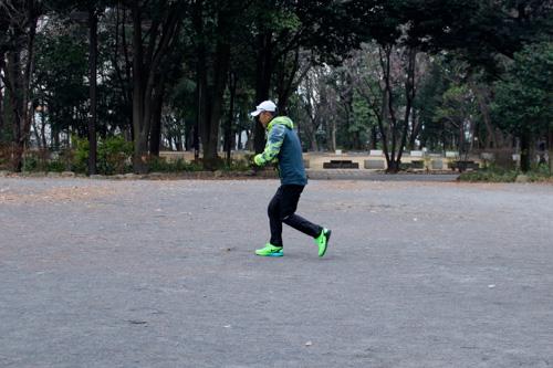 走ることで脚が太くなる理想のフォーム