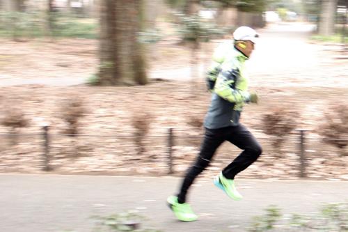 フルマラソン3時間15分目標には高い負荷のかかるスピードトレーニングを